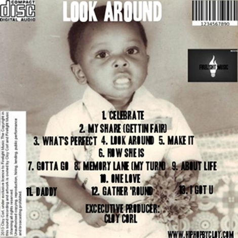 Listen to the whole album: Look Around